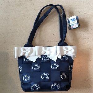 NWT Penn State Logo purse